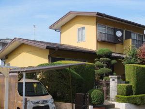 濱田様邸 施工前