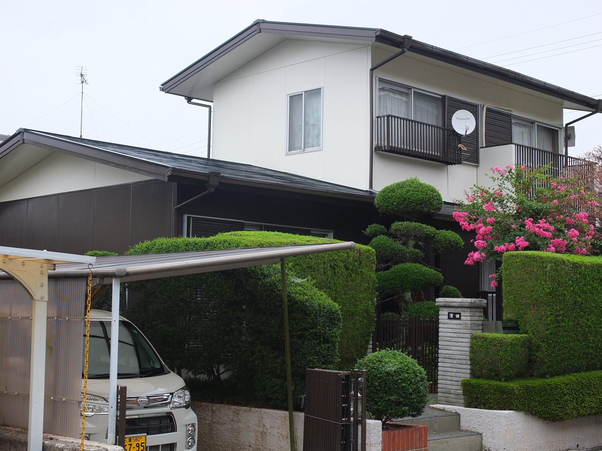 濱田様邸 完成