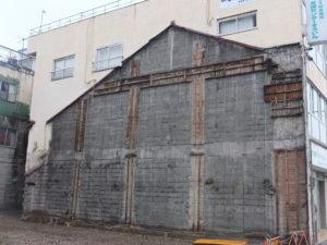ブロック壁補修塗装前