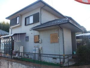 松井様邸 施工前